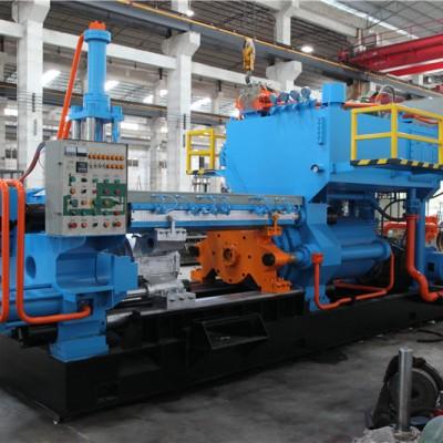 铝型材挤压机 700T